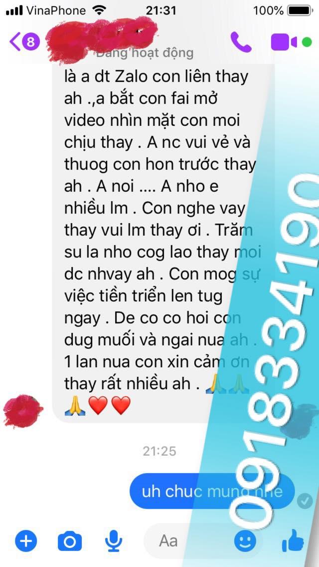 Vì sao chọn thầy bùa yêu ở Bình Thuận Pá Vi để làm bùa yêu?