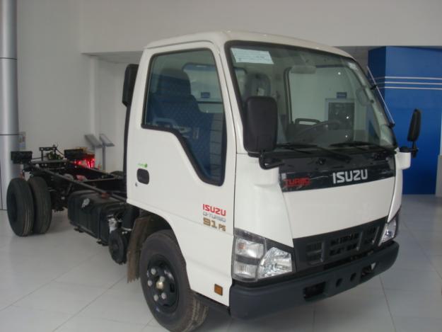 Giá bán xe tải isuzu 1T9 2 tấn - Bán xe tải isuzu 1T9 2 tấn - Giá xe tải isuzu 1T9 2 tấn