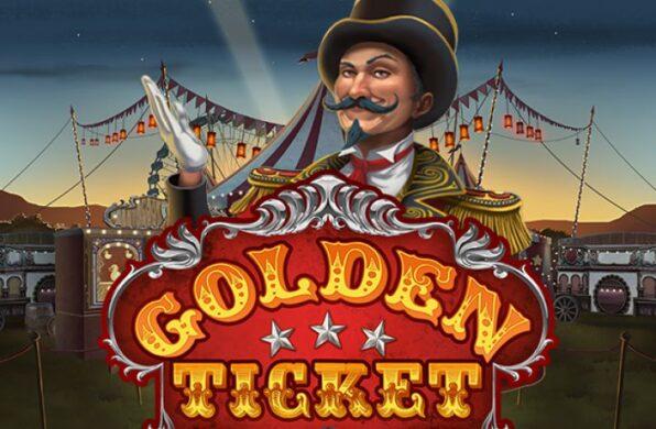 スロット Golden Ticket ゴールデンチケット