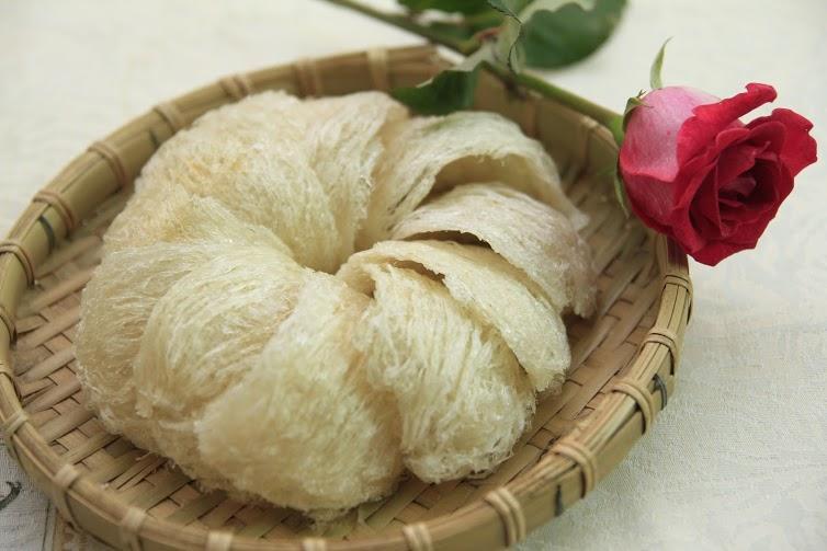 Image result for Tổ yến  rút lông chất lượng hảo hạng
