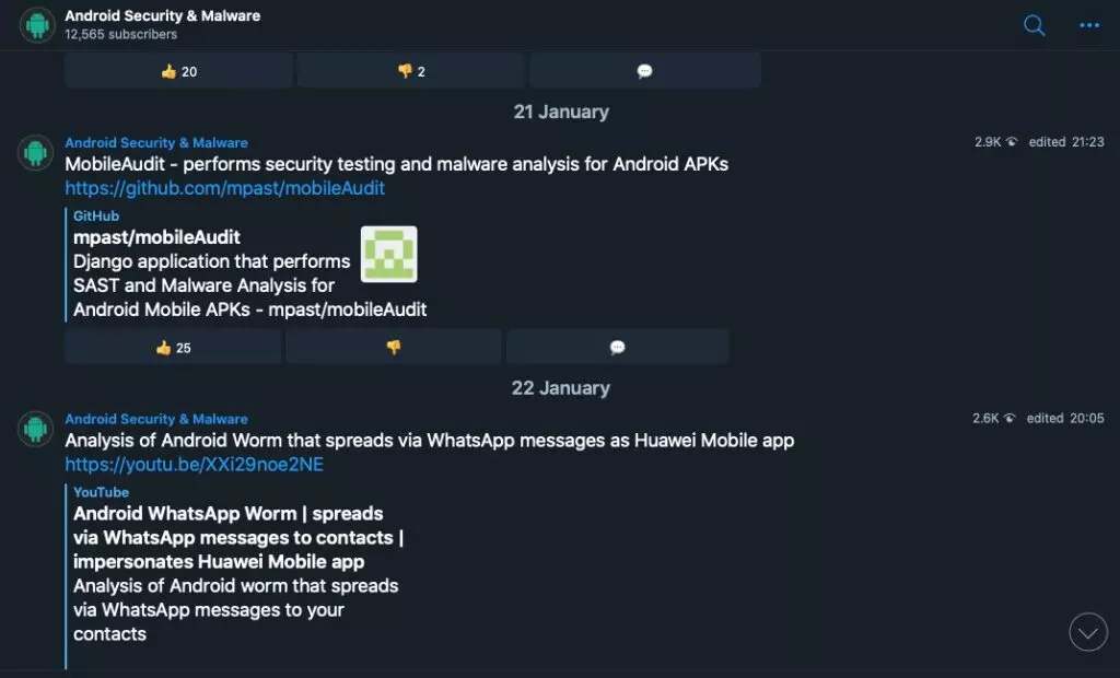Android Security & Malware