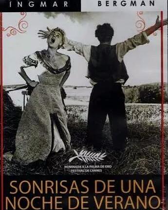 Sonrisas de una noche de verano (1955, Ingmar Bergman)