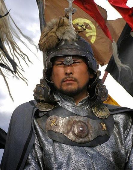 Величина войска монголов