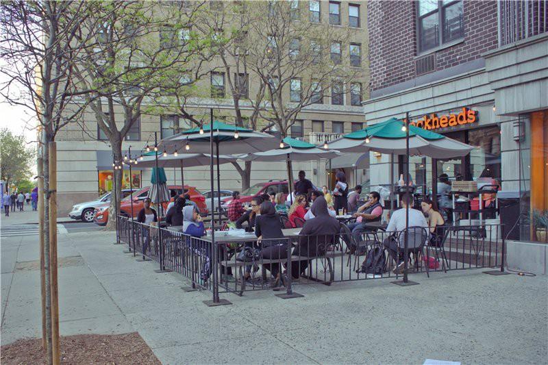 Еще фото с улиц. Ресторанчик США глазами туриста, туризм, факты