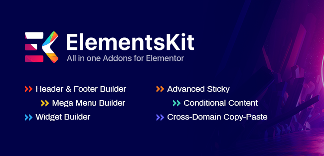 All in one Addons for Elementor - ElementsKit - Wpmet