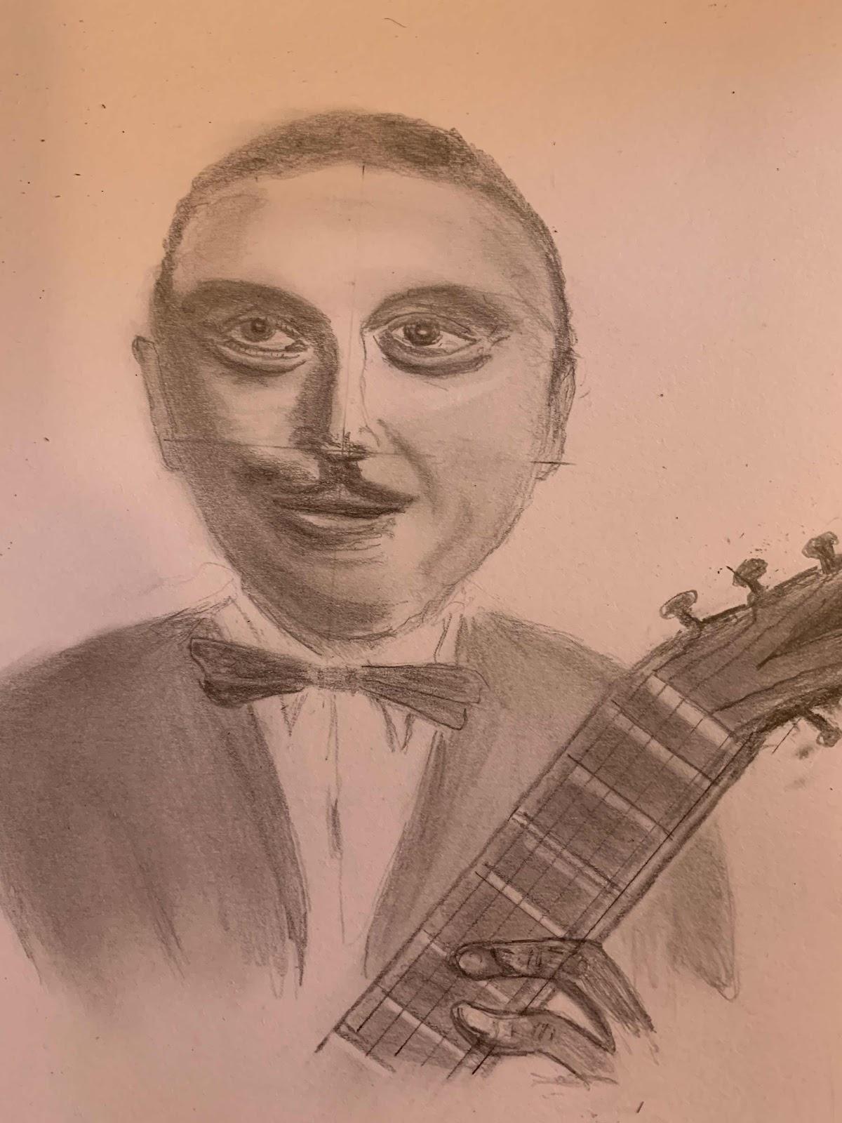 Django Reinhardt - Graphite