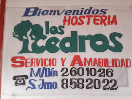 Los Cedros Sam Jeronimo