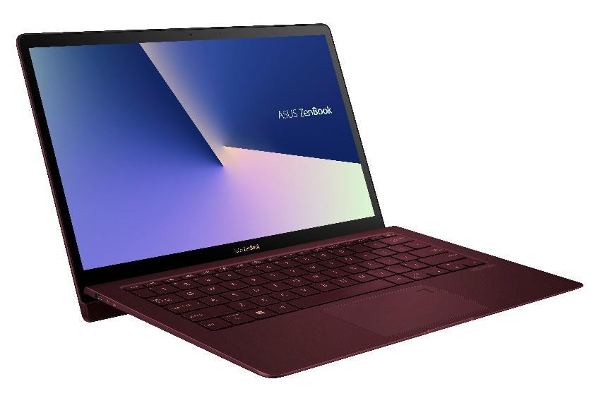 C:\Users\kelvyn_taylor\Documents\Work\Copy\Notebooks\Zenbook\ZenBook S UX391\SYSCTR_000620 PR\PR Photos\ASUS ZenBook S_Burgundy Red_up to 13.5 battery life.jpg