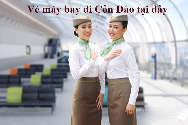 Mua vé máy bay đi Côn Đảo tại đây