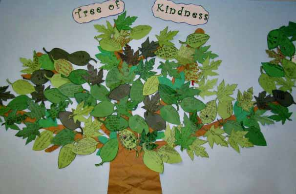 Bullying Prevention In Schools: Use of Kindness Tree