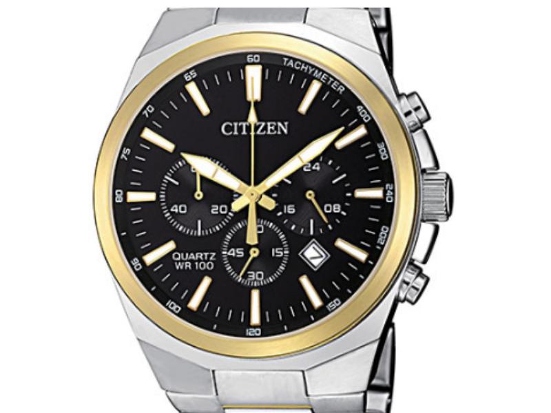 Chi tiết sản phẩm đồng hồ Citizen 6 kim tại đây