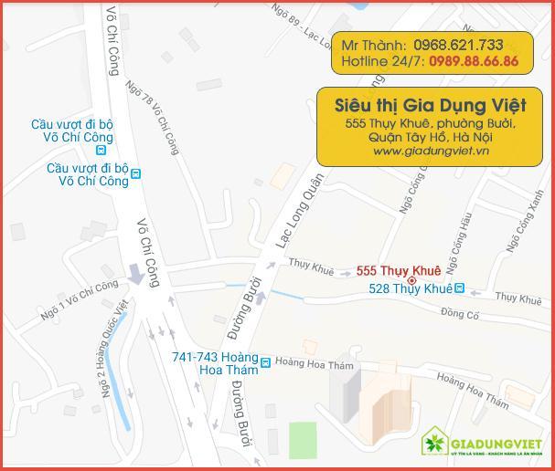 Gia Dụng Việt 555 Thụy Khuê Tây Hồ Hà Nội