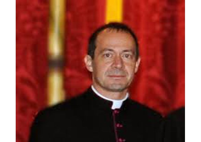 Msgr. Antoine Camilleri, Undersecretary for Relations with States for the Vatican. - RV