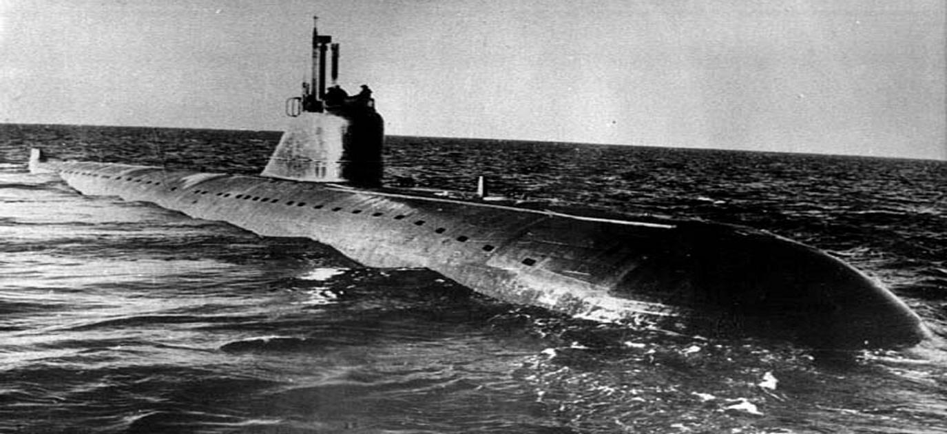 Russia's K-19: The Submarine Called 'Hiroshima' | The National ...