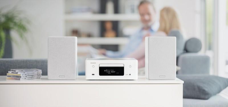 Bộ ghép Hifi mini cho phòng nhỏ tiện dụng, dàn âm thanh mini đa năng, giá tốt
