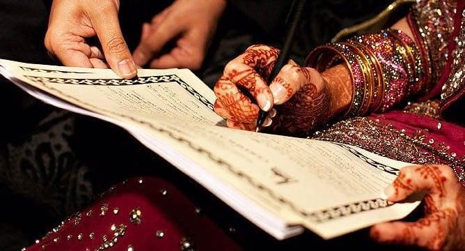 Nikkah Ceremony
