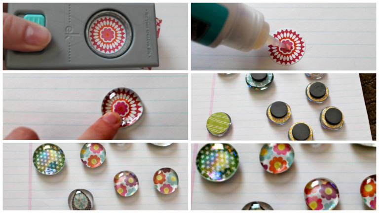 glass peble magnets, a craft that makes money