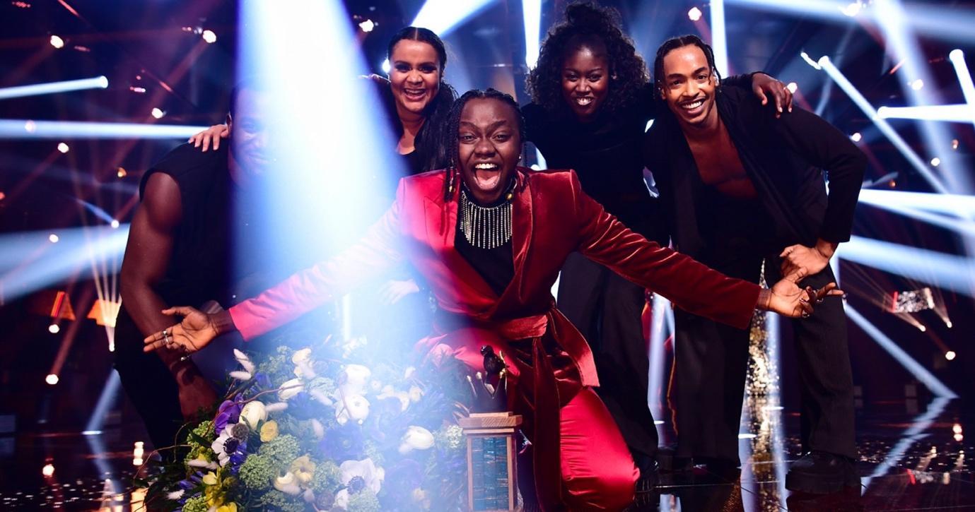 Tusse wins Melodifestivalen 2021