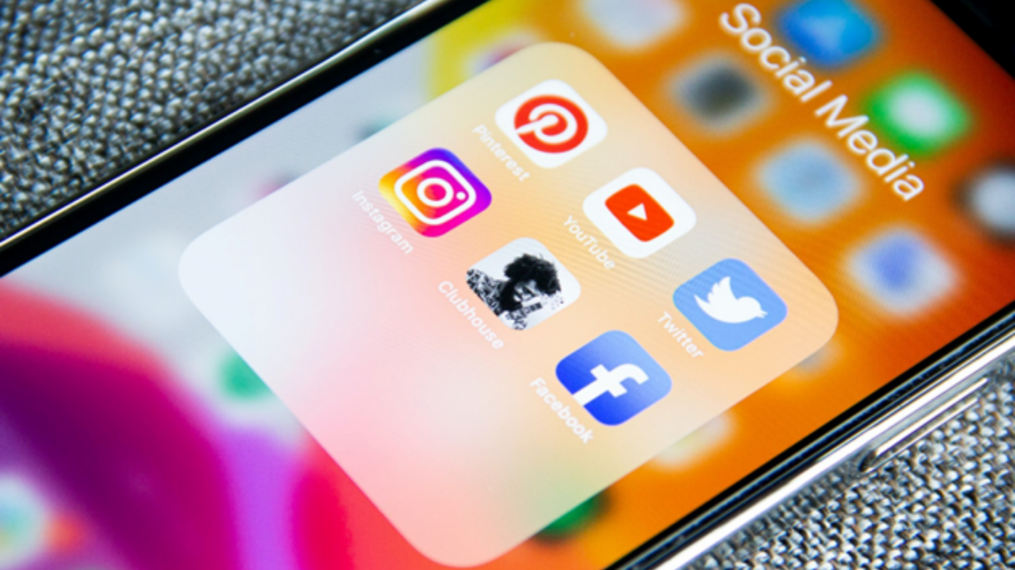 Different social media platforms where your contents can be published
