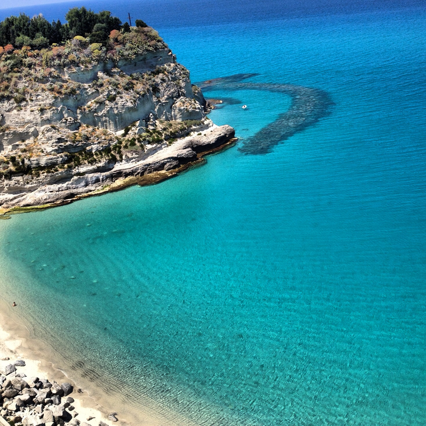 Tropea, Calabria: Beaches of Southern Italy