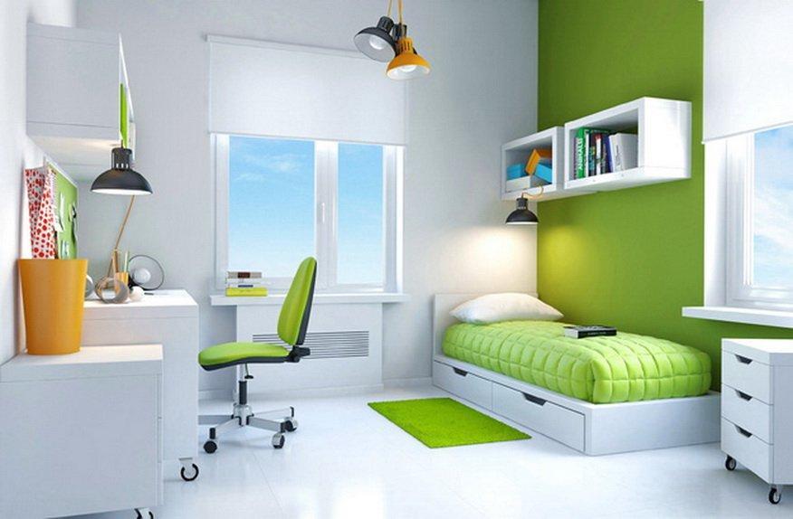 Невероятные идеи для детской комнаты девочки подростка