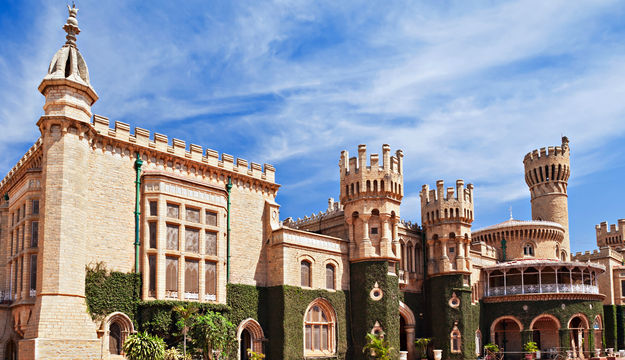 Bangalore palace - Things to do in a day