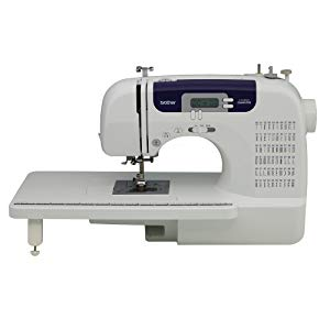 Brother Sewing and Quilting machine CS6000i