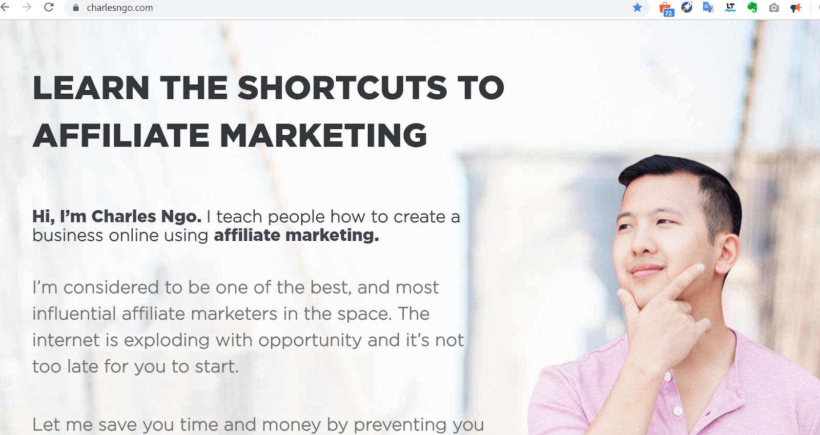 Kiếm tiền online với seo - Shopee Affiliate Program