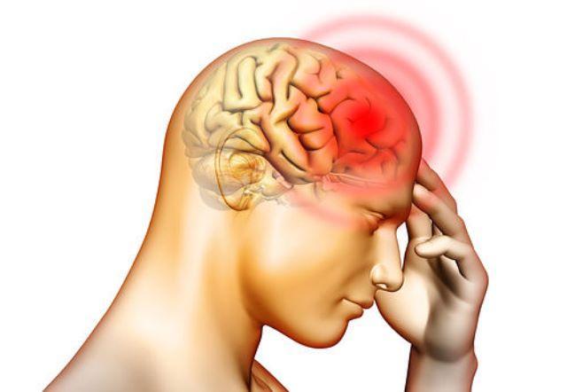 Đau đầu là triệu chứng thiếu máu não phổ biến nhất.