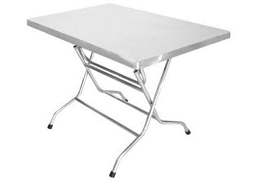 Tại sao nên sử dụng bàn ăn inox vuông?