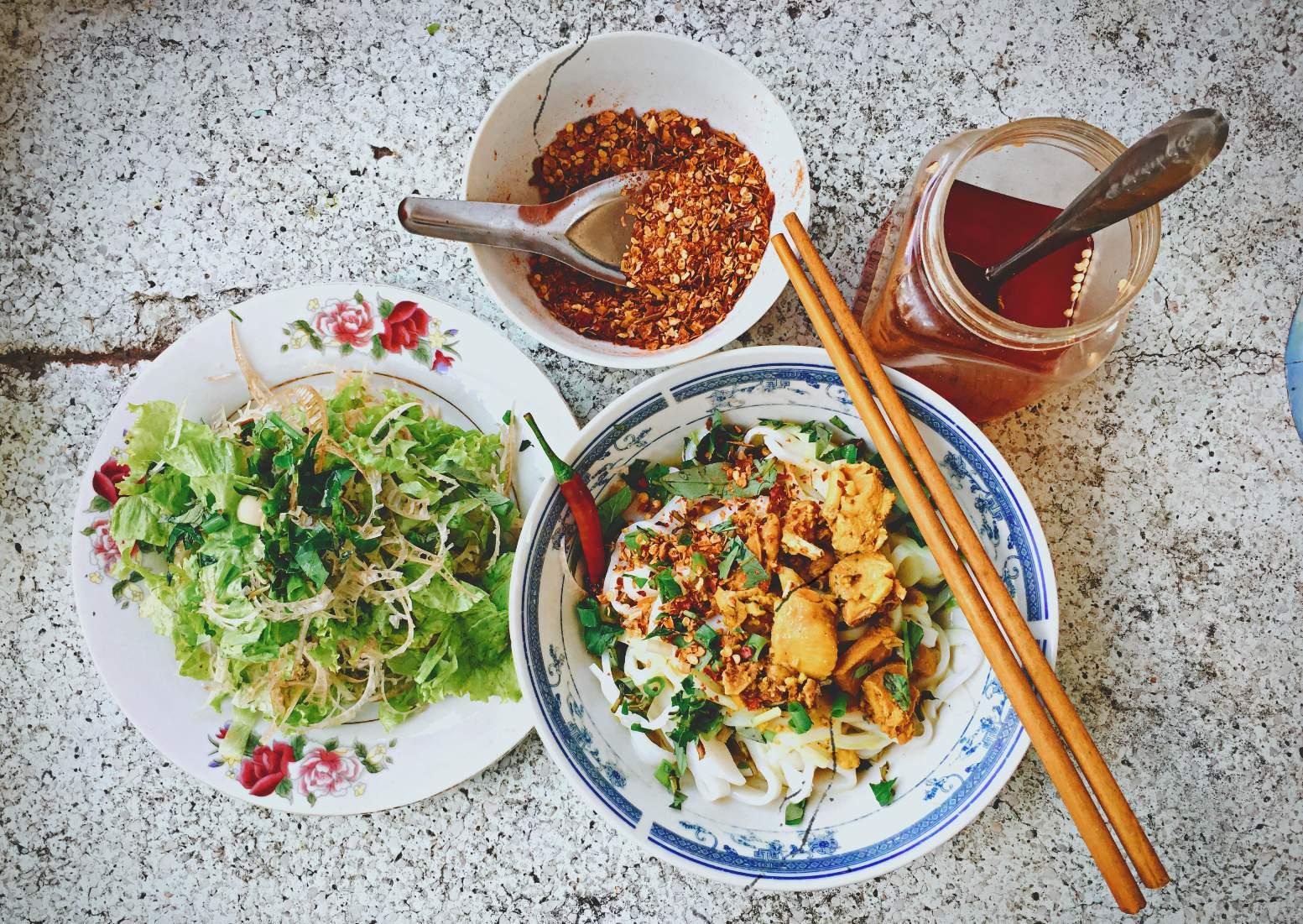 quán ăn ngon Đà Nẵng - mì quảng