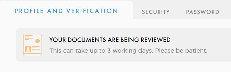 Thời gian xét duyệt kéo dài khoảng 3 ngày.