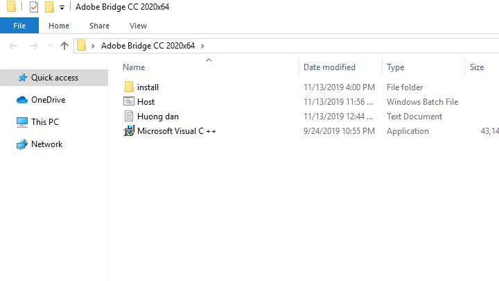 Tải File về máy tính. Sau đó, tiến hành giải nén