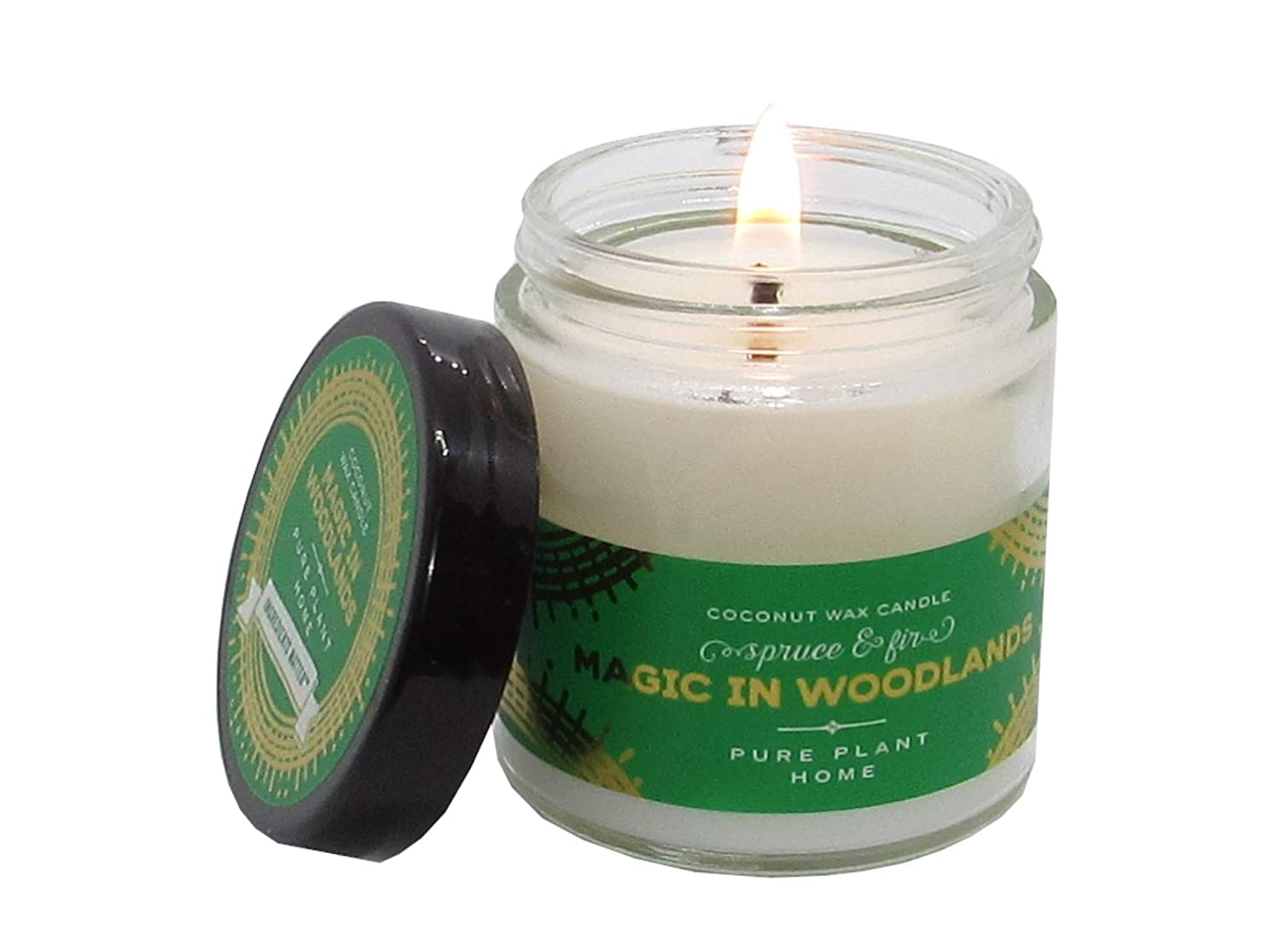 Pure Plant Home Candles