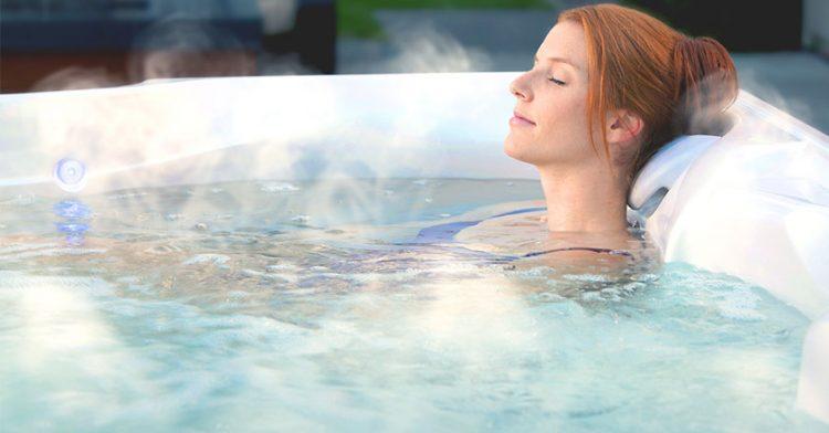 Tắm nước nóng đem lại nhiều lợi ích cho sức khỏe