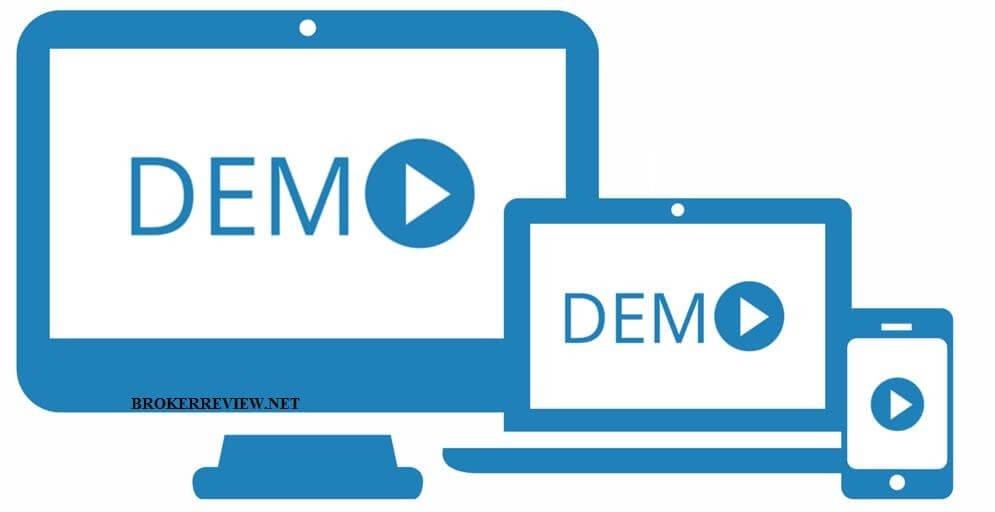 Cách mở tài khoản Forex Demo