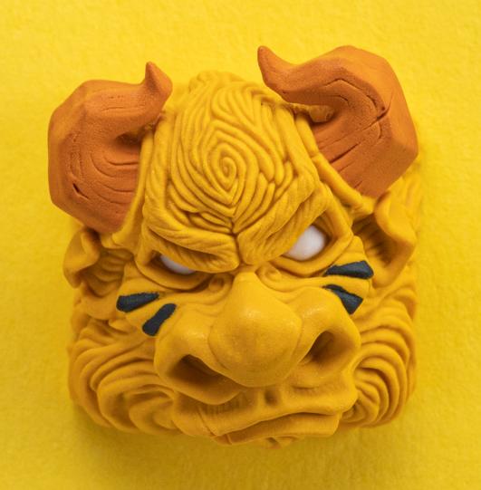 Artkey - Banana Bull v2