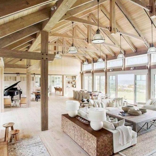 small barndominium interior