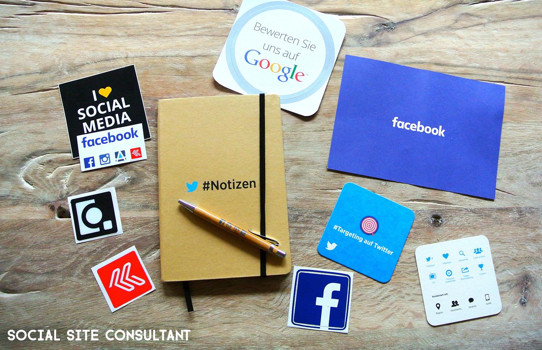 social site consultant