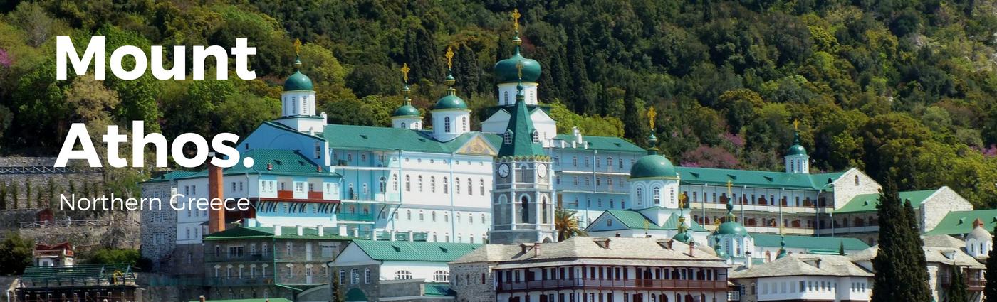 Mount Athos monasteries