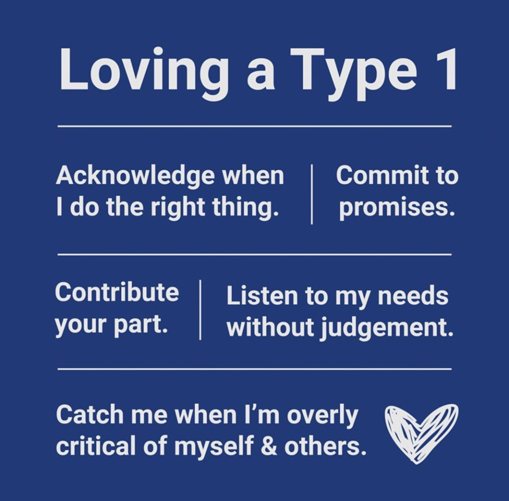 Type 4 enneagram compatibility