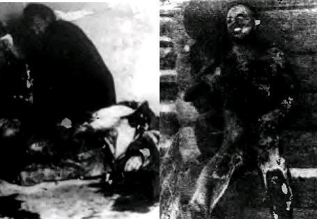 Жертвы Куреневского восстания среди мирного населения