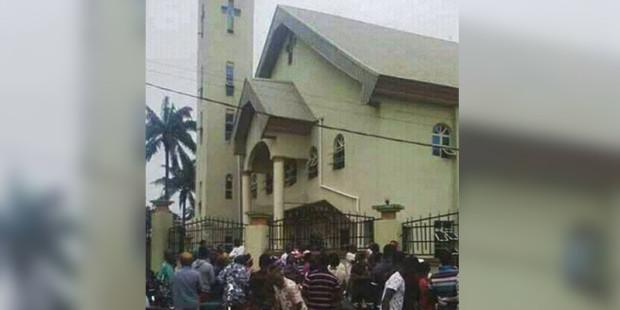 11 người bị giết trong vụ tấn công bằng súng vào nhà thờ Công giáo ở Nigeria
