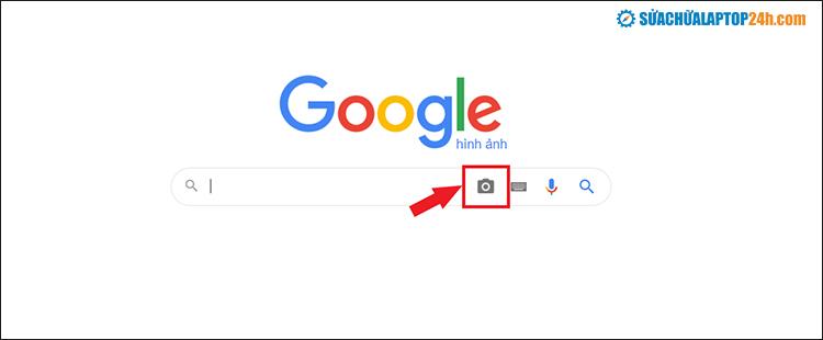 Truy cập Google hình ảnh