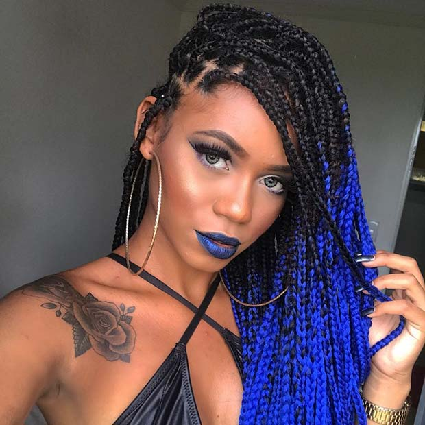 Summer Just Got Hotter With These 7 Braid Styles