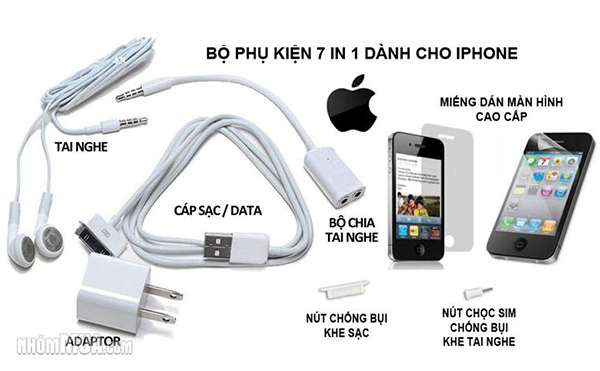 Kết quả hình ảnh cho phụ kiên iphone