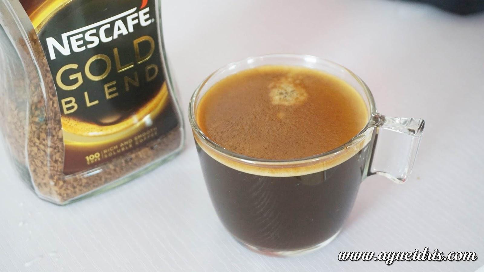 Nescafe Gold Barista Coffee Machine cara guna harga (27).JPG