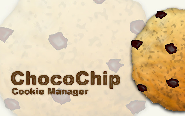 ChocoChip - Cookie Manager chrome extension