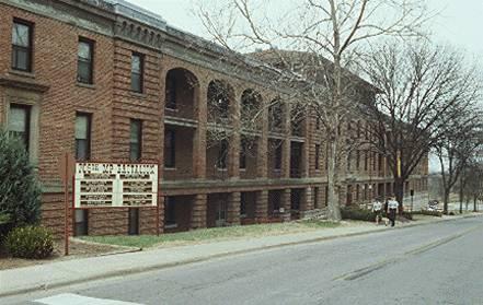 Enlisted Barracks