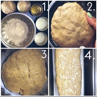 baking whole wheat bread